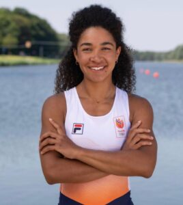 Read more about the article L. Youssifou op de Olympische Spelen